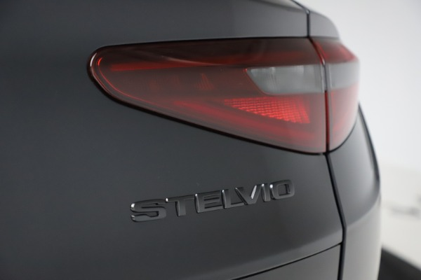 New 2020 Alfa Romeo Stelvio Ti Sport Q4 for sale $49,945 at Alfa Romeo of Westport in Westport CT 06880 22