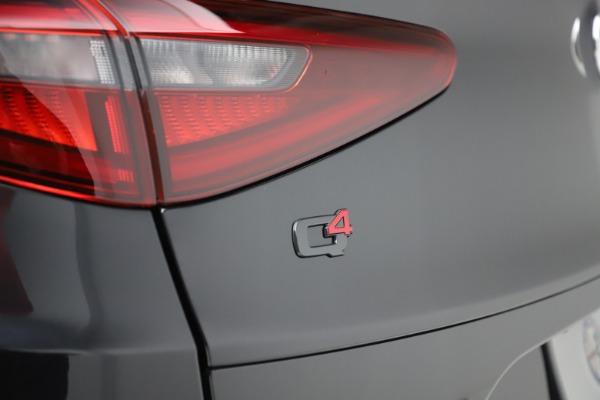 New 2020 Alfa Romeo Stelvio Ti Sport Q4 for sale $49,945 at Alfa Romeo of Westport in Westport CT 06880 23