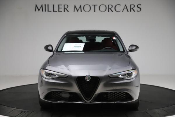 New 2021 Alfa Romeo Giulia Q4 for sale $48,035 at Alfa Romeo of Westport in Westport CT 06880 12