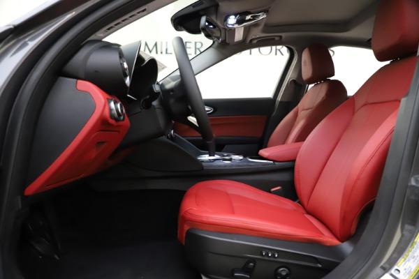 New 2021 Alfa Romeo Giulia Q4 for sale $48,035 at Alfa Romeo of Westport in Westport CT 06880 16