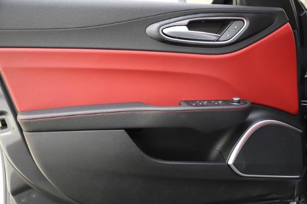 New 2021 Alfa Romeo Giulia Q4 for sale $48,035 at Alfa Romeo of Westport in Westport CT 06880 18