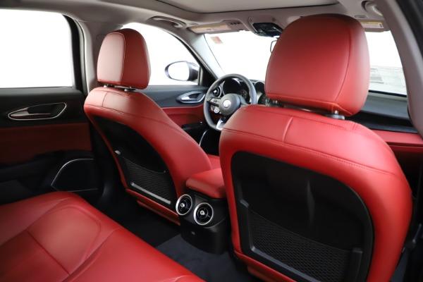 New 2021 Alfa Romeo Giulia Q4 for sale $48,035 at Alfa Romeo of Westport in Westport CT 06880 27
