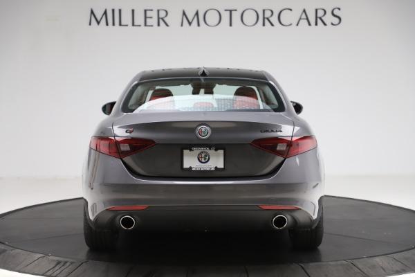 New 2021 Alfa Romeo Giulia Q4 for sale $48,035 at Alfa Romeo of Westport in Westport CT 06880 6