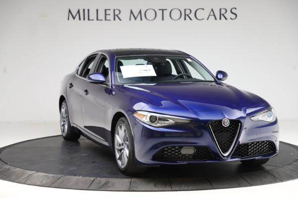 New 2021 Alfa Romeo Giulia Q4 for sale $46,800 at Alfa Romeo of Westport in Westport CT 06880 11