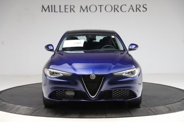 New 2021 Alfa Romeo Giulia Q4 for sale $46,800 at Alfa Romeo of Westport in Westport CT 06880 12