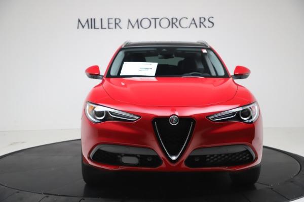 New 2021 Alfa Romeo Stelvio Q4 for sale $47,735 at Alfa Romeo of Westport in Westport CT 06880 12