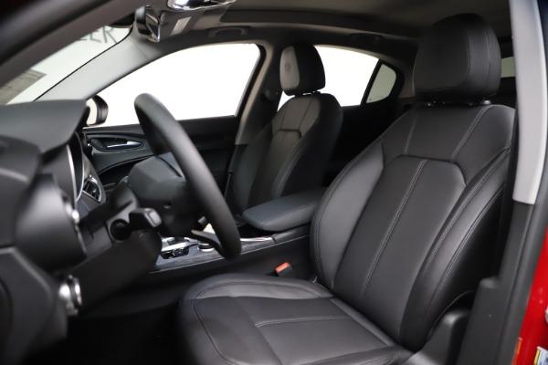 New 2021 Alfa Romeo Stelvio Q4 for sale $47,735 at Alfa Romeo of Westport in Westport CT 06880 15