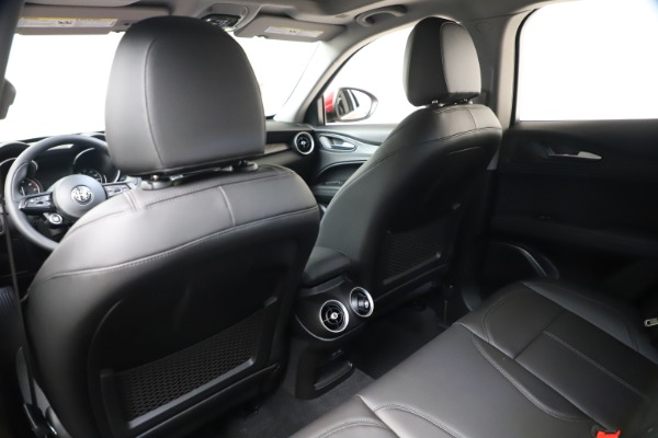New 2021 Alfa Romeo Stelvio Q4 for sale $47,735 at Alfa Romeo of Westport in Westport CT 06880 20