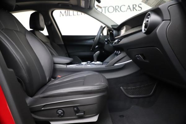 New 2021 Alfa Romeo Stelvio Q4 for sale $47,735 at Alfa Romeo of Westport in Westport CT 06880 22