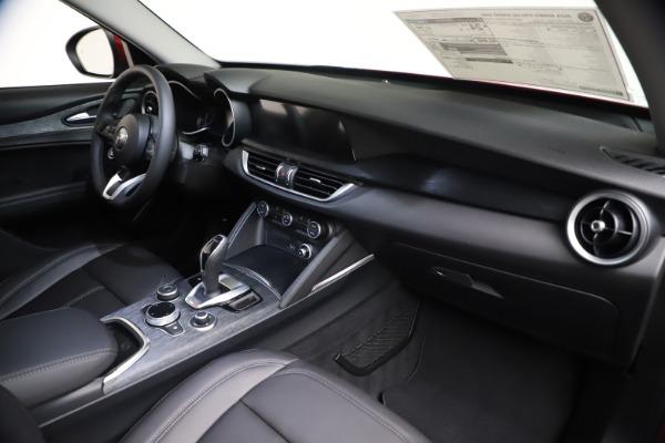 New 2021 Alfa Romeo Stelvio Q4 for sale $47,735 at Alfa Romeo of Westport in Westport CT 06880 23
