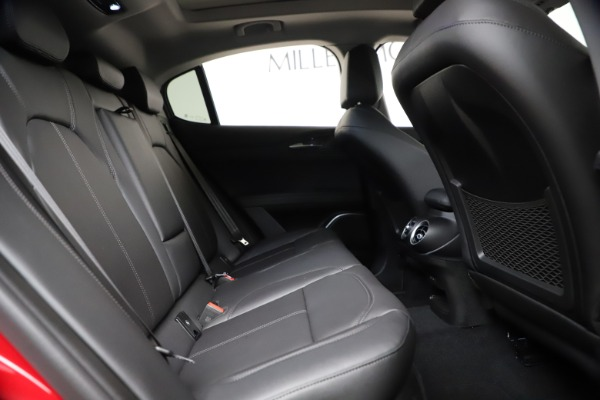 New 2021 Alfa Romeo Stelvio Q4 for sale $47,735 at Alfa Romeo of Westport in Westport CT 06880 25