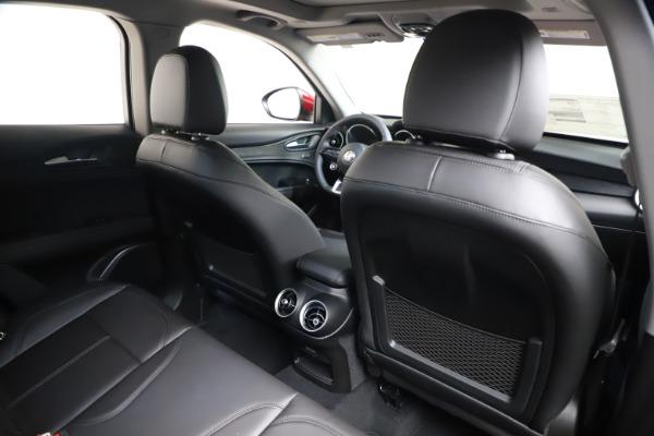 New 2021 Alfa Romeo Stelvio Q4 for sale $47,735 at Alfa Romeo of Westport in Westport CT 06880 26