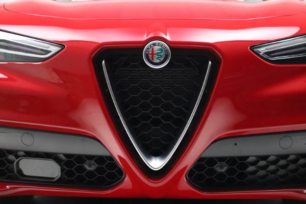 New 2021 Alfa Romeo Stelvio Q4 for sale $47,735 at Alfa Romeo of Westport in Westport CT 06880 27