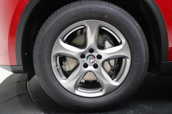 New 2021 Alfa Romeo Stelvio Q4 for sale $47,735 at Alfa Romeo of Westport in Westport CT 06880 28