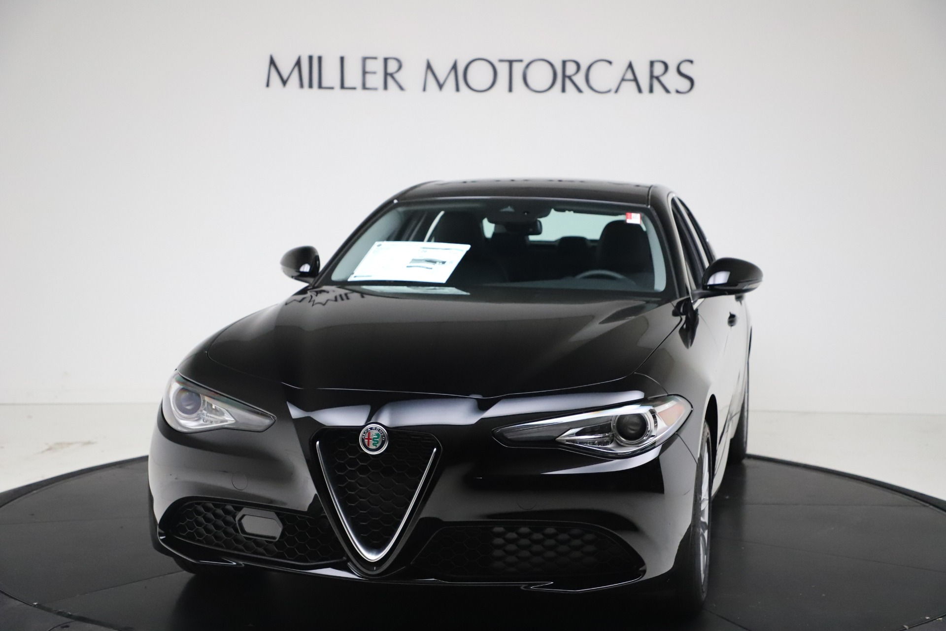 New 2021 Alfa Romeo Giulia Q4 for sale Call for price at Alfa Romeo of Westport in Westport CT 06880 1