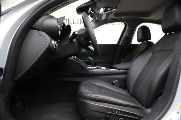 New 2021 Alfa Romeo Giulia Q4 for sale $46,490 at Alfa Romeo of Westport in Westport CT 06880 14