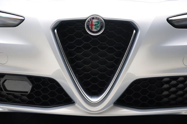 New 2021 Alfa Romeo Giulia Q4 for sale $46,490 at Alfa Romeo of Westport in Westport CT 06880 25