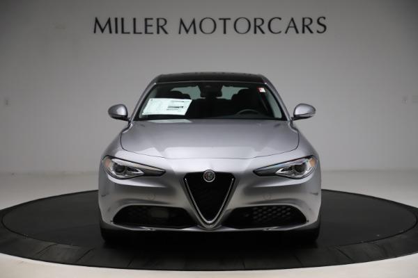 New 2021 Alfa Romeo Giulia Q4 for sale $47,085 at Alfa Romeo of Westport in Westport CT 06880 11