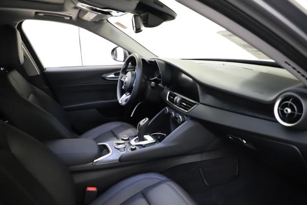 New 2021 Alfa Romeo Giulia Q4 for sale $47,085 at Alfa Romeo of Westport in Westport CT 06880 16