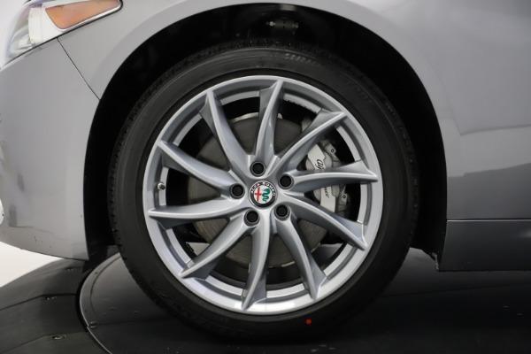 New 2021 Alfa Romeo Giulia Q4 for sale $47,085 at Alfa Romeo of Westport in Westport CT 06880 27