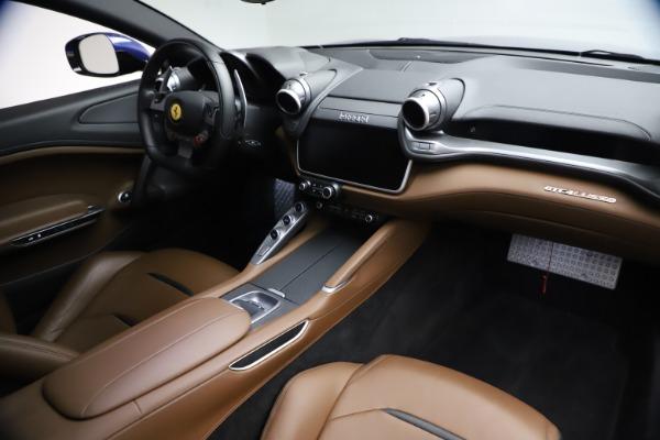Used 2019 Ferrari GTC4Lusso for sale Sold at Alfa Romeo of Westport in Westport CT 06880 21