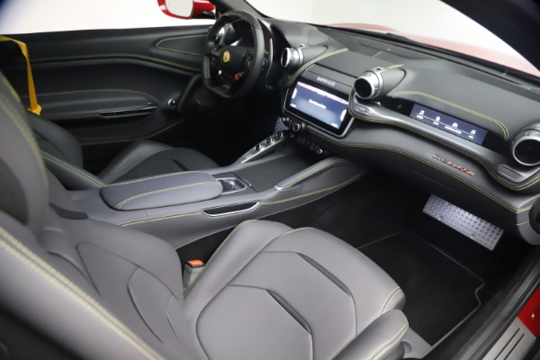 Used 2019 Ferrari GTC4Lusso for sale Call for price at Alfa Romeo of Westport in Westport CT 06880 17