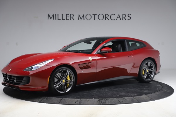 Used 2019 Ferrari GTC4Lusso for sale Call for price at Alfa Romeo of Westport in Westport CT 06880 2