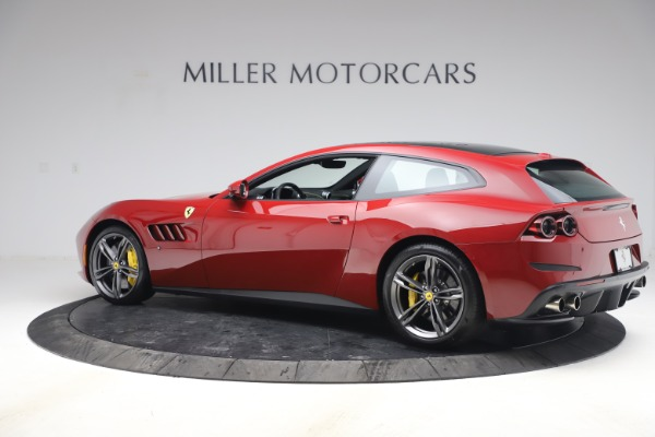 Used 2019 Ferrari GTC4Lusso for sale Call for price at Alfa Romeo of Westport in Westport CT 06880 4