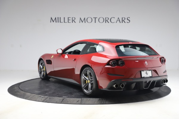Used 2019 Ferrari GTC4Lusso for sale Call for price at Alfa Romeo of Westport in Westport CT 06880 5