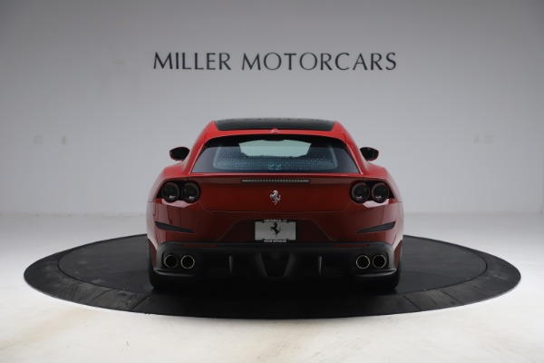 Used 2019 Ferrari GTC4Lusso for sale Call for price at Alfa Romeo of Westport in Westport CT 06880 6