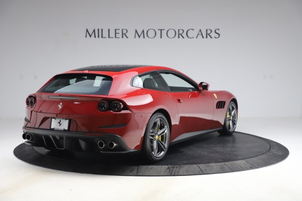 Used 2019 Ferrari GTC4Lusso for sale Call for price at Alfa Romeo of Westport in Westport CT 06880 7