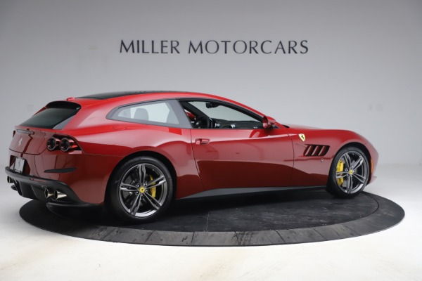 Used 2019 Ferrari GTC4Lusso for sale Call for price at Alfa Romeo of Westport in Westport CT 06880 8