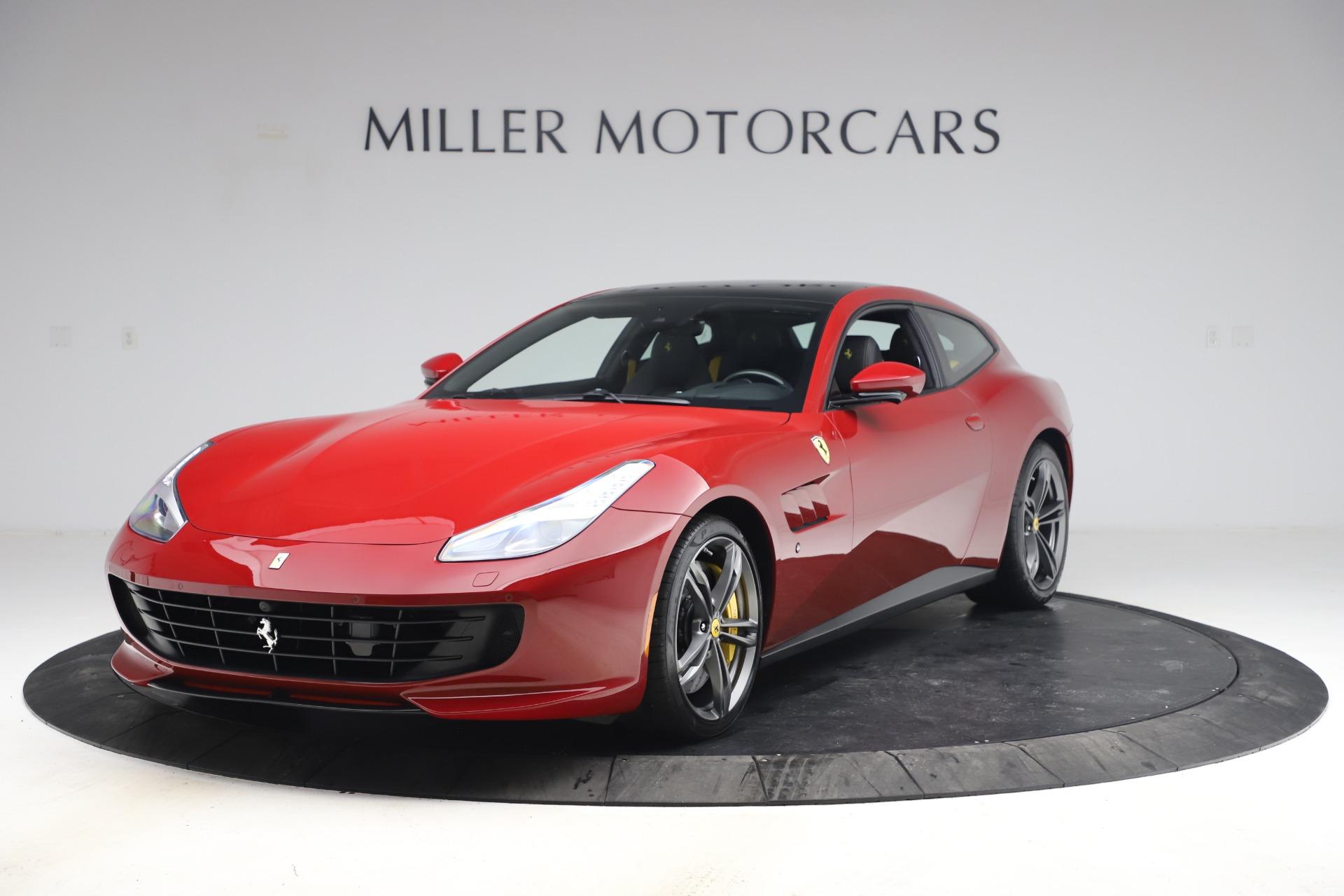 Used 2019 Ferrari GTC4Lusso for sale Call for price at Alfa Romeo of Westport in Westport CT 06880 1