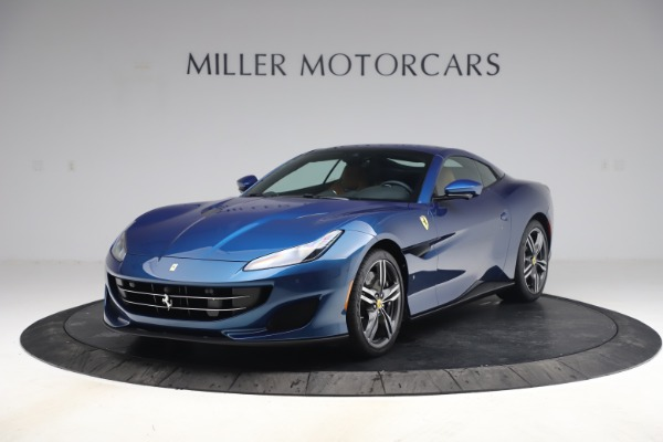Used 2020 Ferrari Portofino for sale Call for price at Alfa Romeo of Westport in Westport CT 06880 13