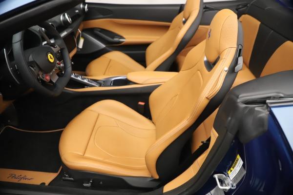 Used 2020 Ferrari Portofino for sale Call for price at Alfa Romeo of Westport in Westport CT 06880 20