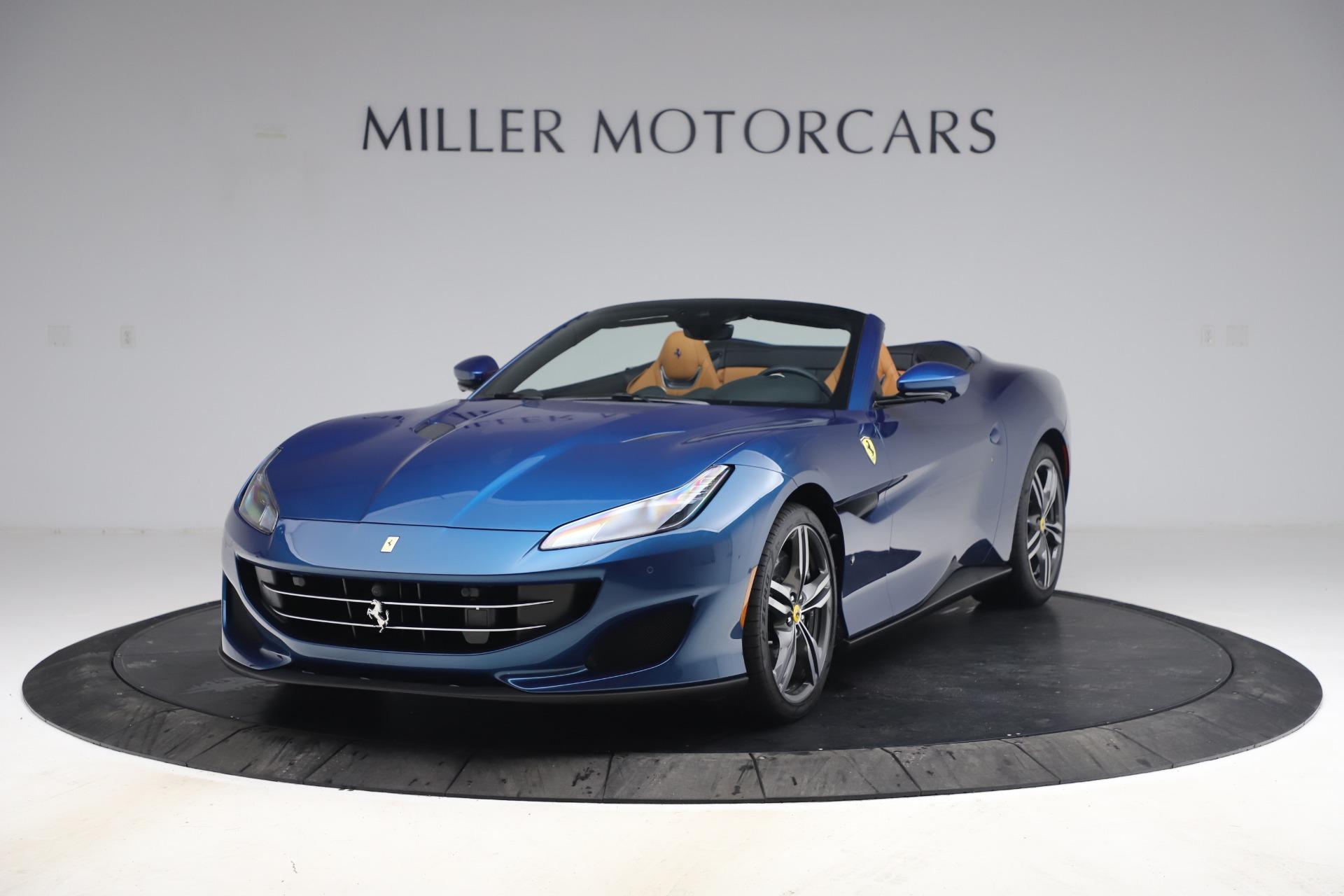 Used 2020 Ferrari Portofino for sale Call for price at Alfa Romeo of Westport in Westport CT 06880 1