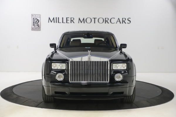 Used 2006 Rolls-Royce Phantom for sale $109,900 at Alfa Romeo of Westport in Westport CT 06880 2