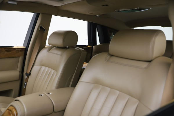 Used 2006 Rolls-Royce Phantom for sale $109,900 at Alfa Romeo of Westport in Westport CT 06880 23