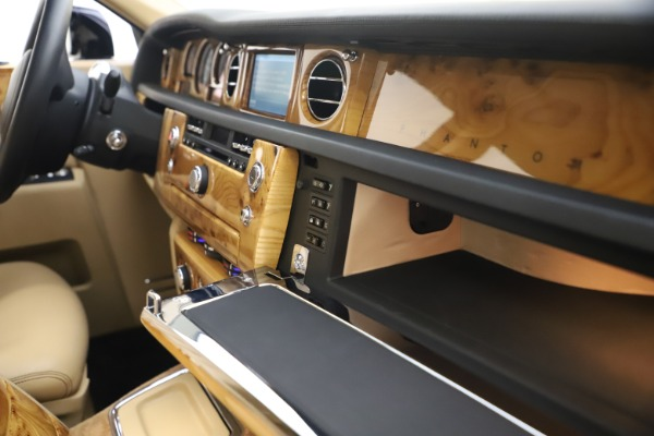 Used 2006 Rolls-Royce Phantom for sale $109,900 at Alfa Romeo of Westport in Westport CT 06880 28