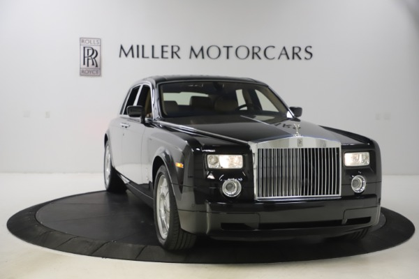 Used 2006 Rolls-Royce Phantom for sale $109,900 at Alfa Romeo of Westport in Westport CT 06880 3