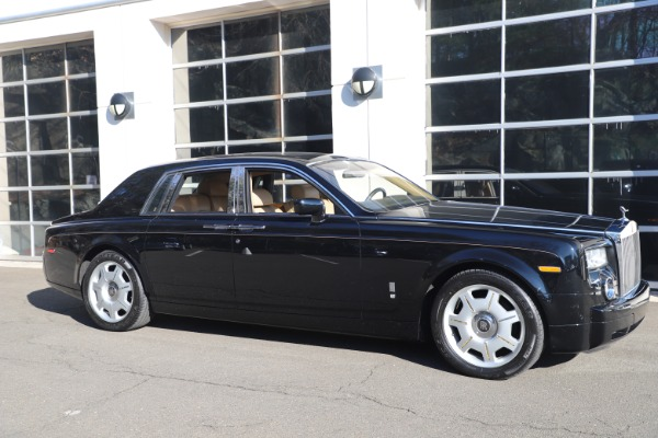 Used 2006 Rolls-Royce Phantom for sale $109,900 at Alfa Romeo of Westport in Westport CT 06880 6