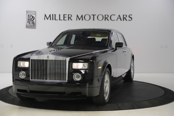 Used 2006 Rolls-Royce Phantom for sale $109,900 at Alfa Romeo of Westport in Westport CT 06880 1