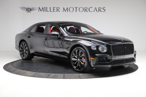 New 2021 Bentley Flying Spur V8 First Edition for sale Sold at Alfa Romeo of Westport in Westport CT 06880 11