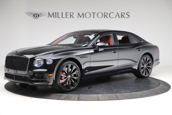 New 2021 Bentley Flying Spur V8 First Edition for sale Sold at Alfa Romeo of Westport in Westport CT 06880 2