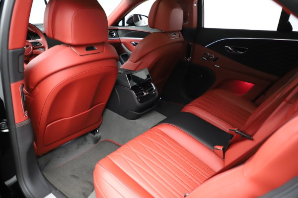 New 2021 Bentley Flying Spur V8 First Edition for sale Sold at Alfa Romeo of Westport in Westport CT 06880 21