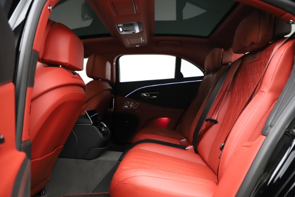New 2021 Bentley Flying Spur V8 First Edition for sale Sold at Alfa Romeo of Westport in Westport CT 06880 22