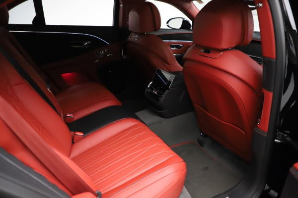 New 2021 Bentley Flying Spur V8 First Edition for sale Sold at Alfa Romeo of Westport in Westport CT 06880 28