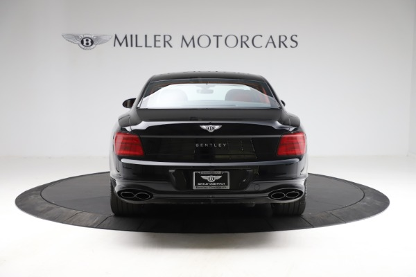 New 2021 Bentley Flying Spur V8 First Edition for sale Sold at Alfa Romeo of Westport in Westport CT 06880 6