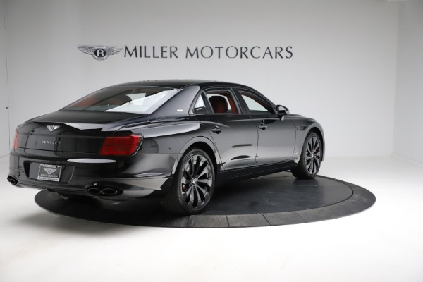 New 2021 Bentley Flying Spur V8 First Edition for sale Sold at Alfa Romeo of Westport in Westport CT 06880 8