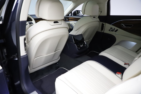 New 2021 Bentley Flying Spur V8 First Edition for sale Call for price at Alfa Romeo of Westport in Westport CT 06880 21